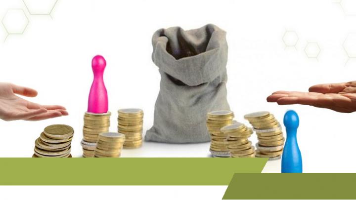 verschil inkomen, verschillen in loon, vrouw verdiend meer als man, onderschijt in salaris man vrouw, salaris, loon, inkomen anders man vrouw,