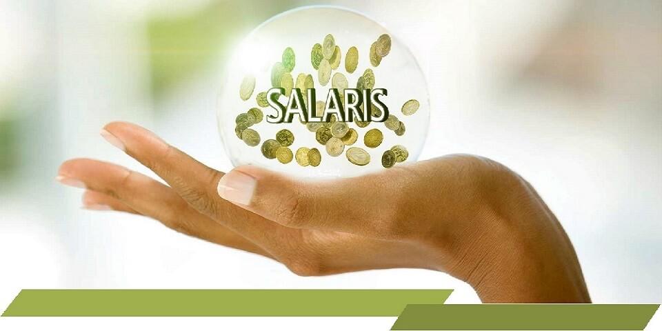 Arbeidsloon (ook vaak loon, salaris, maandgeld of traktement) is de (meestal financiële) tegenprestatie voor arbeid. Loon wordt betaald door de werkgever aan de werknemer, die loonarbeid verricht voor de werkgever.
