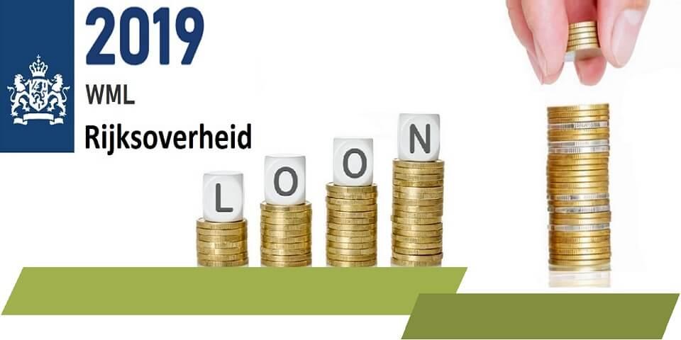 minimumloon 2019 jan,het wettelijk minimumloon. minimumloon 2019, loon 2019, wml 2019, salaris 2019
