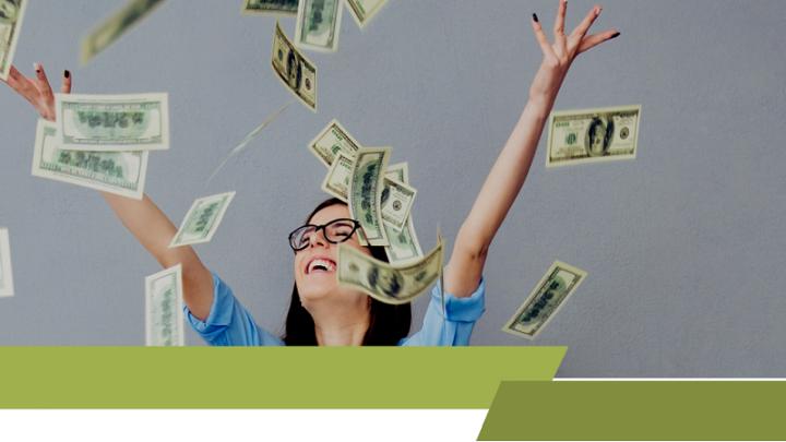 gelukkiger met geld, meer loon, meer inkomen, meer verdienen, hoger loon, meer verdienen gelukkiger,